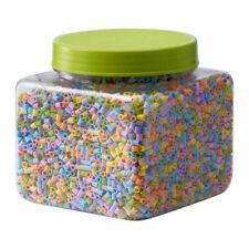 IKEA PYSSLA ca.14.000 Steckperlen Pastellfarben Bügelperlen Perlen BLITZVERSAND