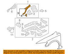 HONDA OEM 06-11 Civic FENDER-Side Extension Right 04674SNCA00ZZ