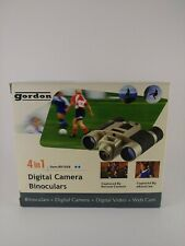 4 in 1 Digital Camera Binoculars / Digital Video / Web Cam