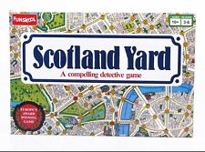 Age 10+  Party & Fun Game Funskool Scotland Yard Game Players 3-6