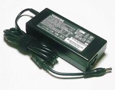 Genuine Toshiba 19V 4.74A 90W AC Adapter, Replaces PA3516E-1AC3, PA3716E-1AC3
