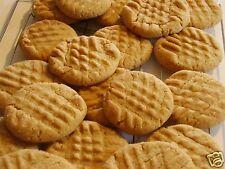 Homemade PEANUT BUTTER COOKIES Freshly Baked