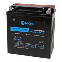 NICHE AGM Battery for Suzuki Quad Master LTA500 33610-38B50 YTX16-BS-1