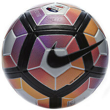 Pallone Originale Nike Serie A 2016 2017 Ordem 4 Estivo Bianco Size 5