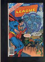Justice League of America # 156 Fine+ DC Comics giant size CBX1R