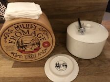 Millies Fromage Homemade Cheese Starter Making Kit