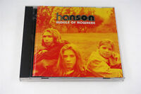 Hanson-Middle of Nowhere CD A2306