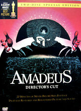 Amadeus~Director's Cut~(Dvd,Two-Disc Special Edition)~1984~Region 1~Like New!