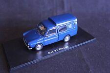 QSP Model Collection DAF 33 Bestel 1:43 Blue