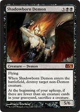 Demone delle Tenebre - Shadowborn Demon MTG MAGIC 2014 M14 Ita