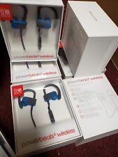 Apple Beats by Dr. Dre Powerbeats 3 Wireless Ear-Hook Wireless Headphones Blue