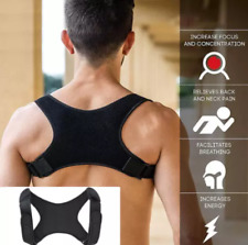 Back Posture Corrector Support For Men and Women Pain Relief with Armpit Pads