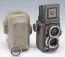 Rollei Rolleiflex, 4x4 Twin Lens Reflex camera, lens Schneider Xenar 3.5/60