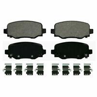 Wagner ZD792A Rr Ceramic Brake Pads