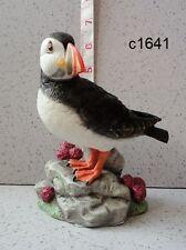 Lenox Bird Series Atlantic Puffin Hand Painted Sea Bird New in Box Coa