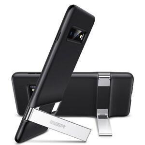 ESR Air Shield Boost Kickstand Rear Case for Samsung Galaxy S10 - Black