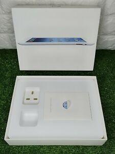 Genuine iPad BOX ONLY for A1416 16gb wifi iPad with insert **APPLE IPAD BOX**