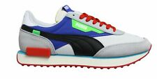 Puma Future Rider Ride On Multi Leather Lace Up Casual Mens Trainers 372838 01