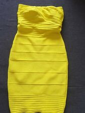 Celeb botique bandage dress xs L@@k