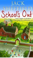 JACK SHEFFIELD __ SCHOOLS OUT! __ C FORMAT ___ BRAND NEW __ FREEPOST UK