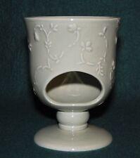 HMK LIC Hallmark Votive Ceramic Candle Holder - Sage Green - Tea Light