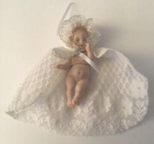 Dolls House Baby - 6 cm