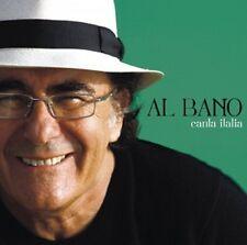 Al BANO-CANTA ITALIA CD 15 tracks ITALIANO POP NUOVO