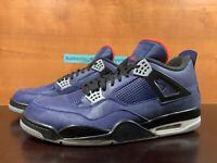Nike Air Jordan 4 Retro Winterized Loyal Blue Men's Size 18 CQ9597-401 NEW RARE!