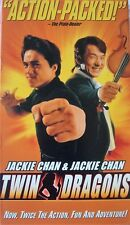 Twin Dragons (VHS, 1999) Jackie Chan