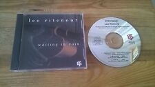 CD Blues Lee Ritenour - Waiting In Vain (3 Song) Promo GRP REC jc