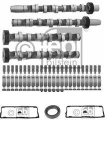 FEBI BILSTEIN 29928 NOCKENWELLE SATZ AUDI VW SKODA 2.5 TDI V6  + DICHTUNGEN