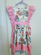 Rock Your Baby Kid RYB - Dress - Size 5 - Vintage