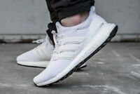 New ADIDAS UltraBoost Ultra Boost 4.0 Running BB6168 Sneaker Triple White