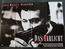 DAS IRRLICHT - Filmplakat A1 - Louise Malle - Jeanne Moreau - Maurice Ronet