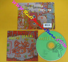 CD ARGYLE DENIAL Wham-bam! 2008 (Xs9) no lp mc dvd