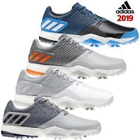 ADIDAS ADIPOWER 4ORGED WIDE FIT SPIKED GOLF SHOES