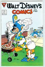 Walt Disney's Comics and Stories #511 1st US Daan Jippes Donald Duck story