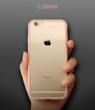 iPhone 6 Plus case iPhone 6s Plus case, Acewin Clear Back Panel TPU Bumper Cle..