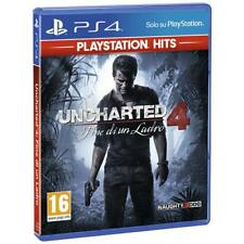 SONY PS4 - Uncharted 4: Fine di un Ladro (PS Hits)