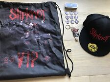 Slipknot VIP Pack 2016 - Exclusive Bag Hat Guitar Picks Bottle Opener
