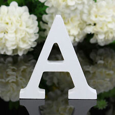 Word Personalised Wooden Letters Name Plaque Wall Door Art Sign Novelty