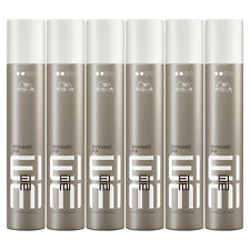 WELLA EIMI DYNAMIC FIX Haarspray 45-Sekunden-Modellierspray 6x 500 ml