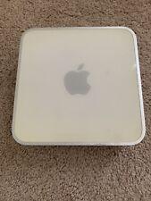 Apple Mac Mini A1114 EMC 2108 Intel Core Duo 1.66GHz /2GB RAM / 120GB HDD/ WiFi