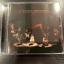 1 CD Within Temptation An acoustic night at the theatre