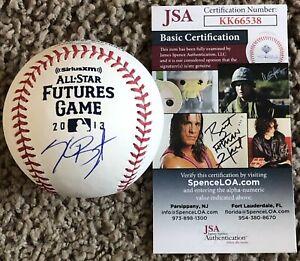 Kris Bryant Autographed Signed 2013 Futures Game MLB Baseball w/ JSA COA