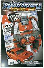 TRANSFORMERS COLLECTORS CLUB MAGAZINE #37 February March 2011