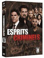 Esprits criminels - Saison 8 // DVD NEUF