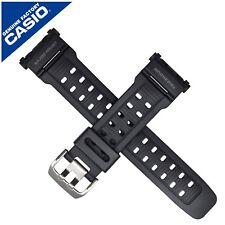 Genuino Reloj Correa de banda Casio para G-9010 GW 9010 G GW 9010 Negro 10299448