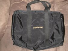 USA SNK Neo Geo Soft (No Padding) Carry Bag for Console