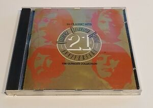 Creedence Clearwater Revival Anniversary The Ultimate Collection CD